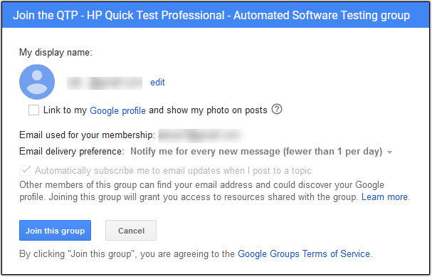 Hiver Google Groups FAQ: Join a Google Group