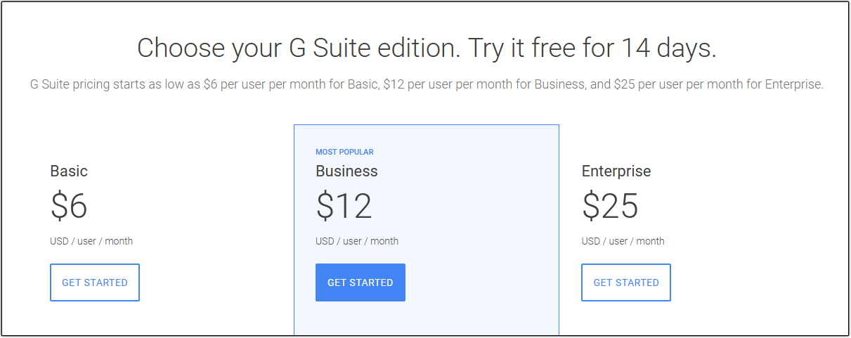 Hiver Google Groups FAQ: Google Workspace plans and pricing